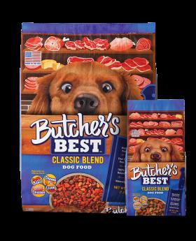 BUTCHER'S BEST DOG FOOD 4LB 5CT