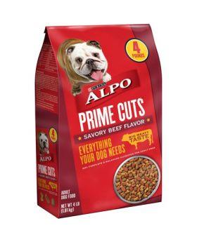 ALPO PRIME CUT DOG FOOD 4 LB