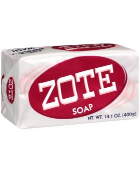 ZOTE PINK LAUND SOAP BAR 14.1OZ