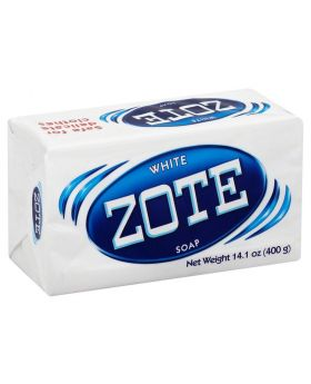 ZOTE WHITE LAUND SOAP BAR 14.1OZ