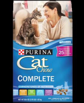 PURINA CATCHOW COMPLT 3.15LB