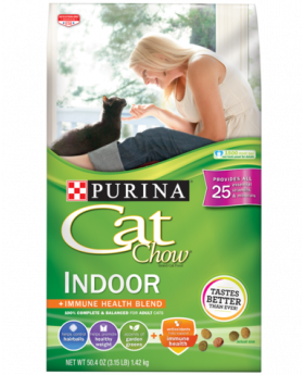 PURINA CATCHOW INDOOR 3.15LB