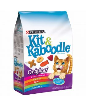 PURINA CAT KIT KABOODLE 3LB