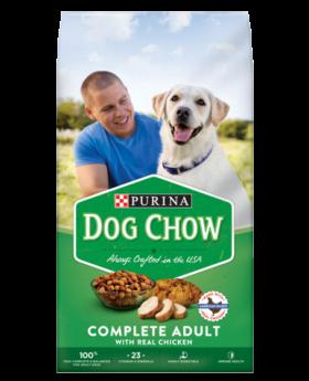 PURINA DOG CHOW 4.4 LB