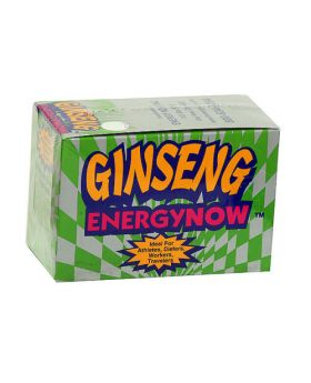 ENERGY NOW GINSENG 24 CT