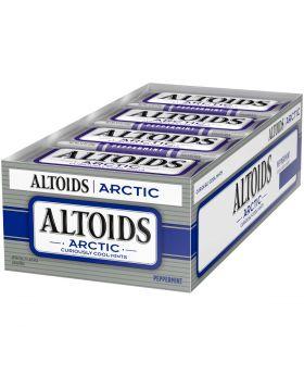 ALTOIDS ARCTIC PEPPERMINT 8CT