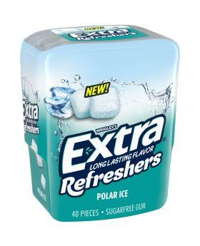 EXTRA REFRESHER POLAR ICE 40pc6C