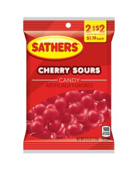 SATHER CHERRY SOURS 2F$2 12 CT