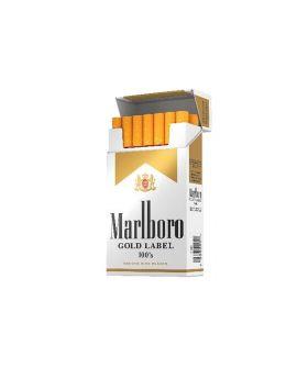 MARLBORO GOLD LABEL 100 BOX