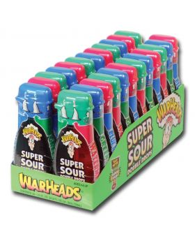WARHEAD DOUBLE DROPS 24 CT