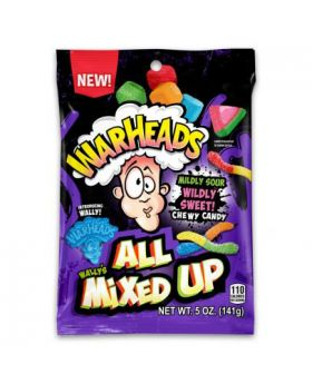 WARHEAD PEG ALL MIXED UP 5oz