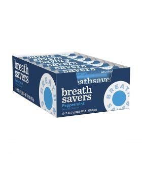 BREATH SAVER PEP ROLL 24 CT