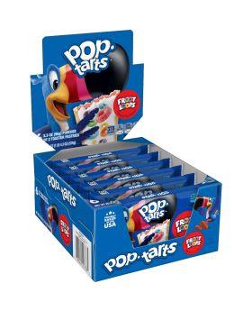 KEL POP TARTS FROOT LOOPS 6 CT