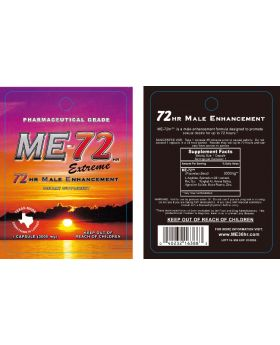 ME 72 MALE ENH. EXTREME 24CT