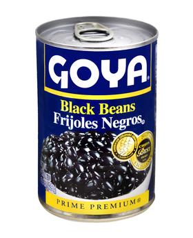 GOYA BLACK BEANS 15.5OZ