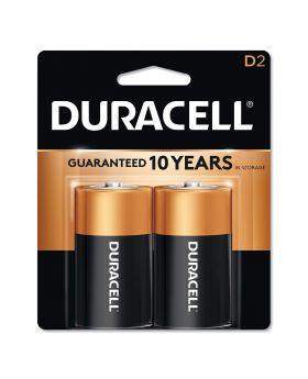 DURACELL D 2 PK