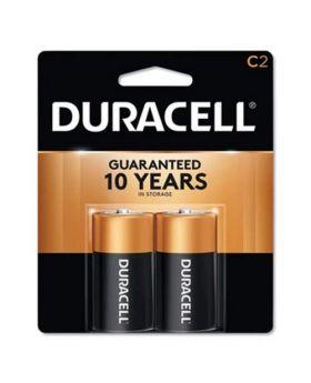 DURACELL C 2 PK 8CT