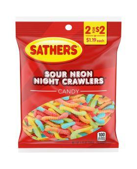 SATHER S.NIGHT CRAWLER 2F$2 12CT