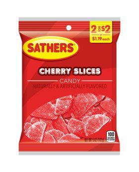 SATHER CHERRY SLICES 2F$2 12 CT