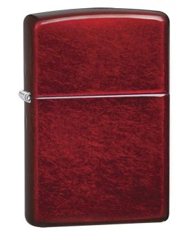 ZIPPO LIGHTER CANDY APPLE RED MT