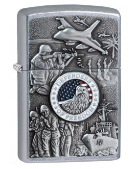 ZIPPO LIGHTER JOINED FORCES