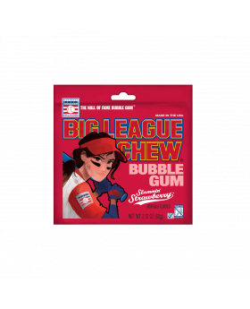 BIG LEAGUE STRAWBERRY GIRL 12CT