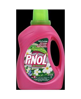 PINOL DETERGENT FRESH FLORAL50oz