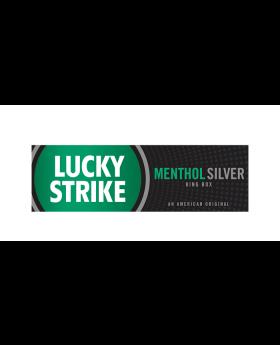 LUCKY STRIKE M/SIL KING BOX 10CT