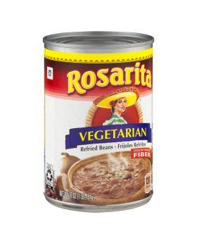 ROSARITA REFRIED BEANS VEG 16OZ