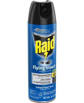 RAID FLYING INSECT KILLER 15OZ