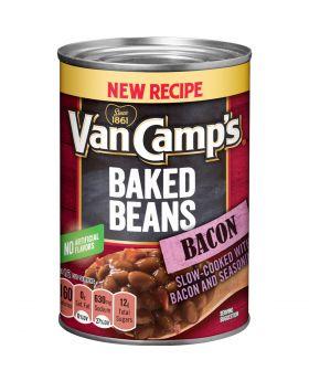 VAN CAMP'S BAKED BEANS 15OZ