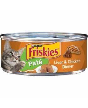 FRISKIES LIVER & CHICKEN 5.5OZ