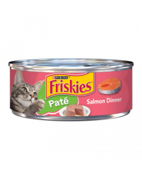 FRISKIES SALMON DINNER 5.5OZ