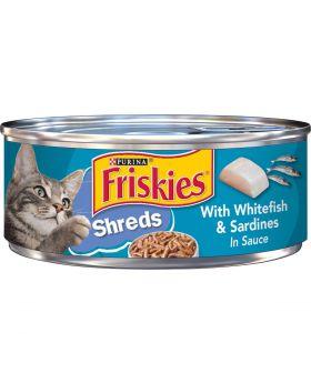 FRISKIES WHITEFISH & SARDINE 5.5
