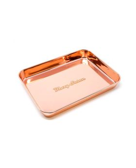 BLAZY SUSAN TRAY ROSE GOLD