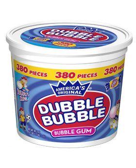 DUBBLE  BUBBLE 380CT