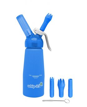 WHIP-IT DISPENSER 0.25L BLUE
