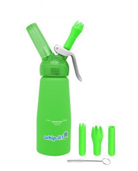 WHIP-IT DISPENSER 0.25L GREEN