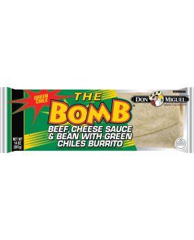 DM BOMB BURRITO BF,BN,CZ,CH14/12