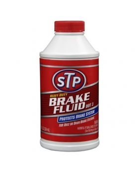 STP BRAKE FLUID DOT3 12oz