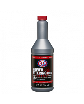 STP POWER STEERING FLUID 12oz6CT