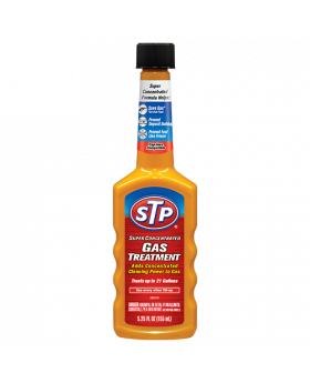 STP GAS TREAT SUPER 5.25oz 12CT