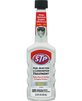 STP FUEL INJ&CARB TRET 5.25 OZ