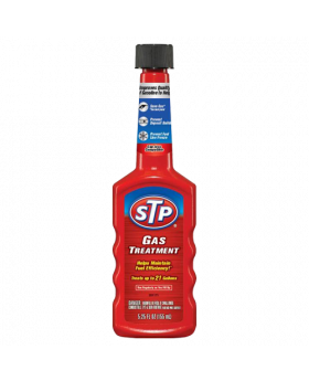 STP GAS TREATMENT RED 5.25 OZ