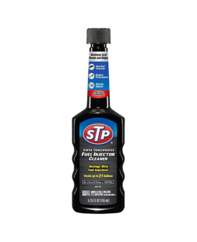 STP FUEL INJECT CLEN BLK 5.25 OZ