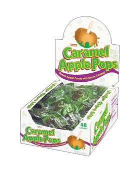 CARAMEL APPLE POPS 48 CT