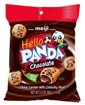 MEIJI HELLO PANDA CHOCO 2.2oz6CT