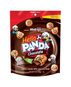 MEIJI HELLO PANDA CHOCOLATE 7oz