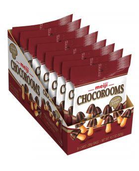 MEIJI CHOCOROOMS CHOCO 1.34oz8CT