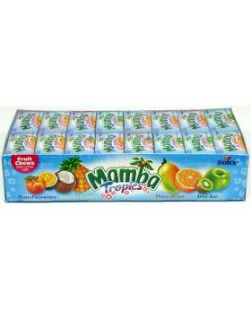 MAMBA MINI FRUIT TROPICS 24 CT